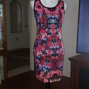 Rampage bodycon mini dress